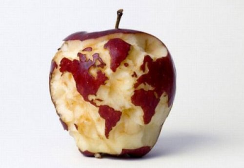 STEVE JOBS' DREAM. APPLE'S GLOBAL DOMINATION.