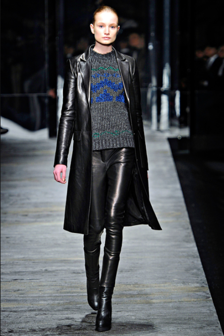 Christopher Kane for Versus FW 2011