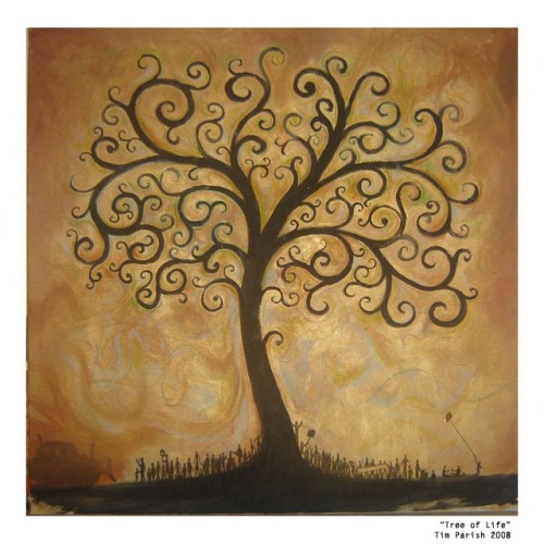 Tree of Life By: Tim Parish