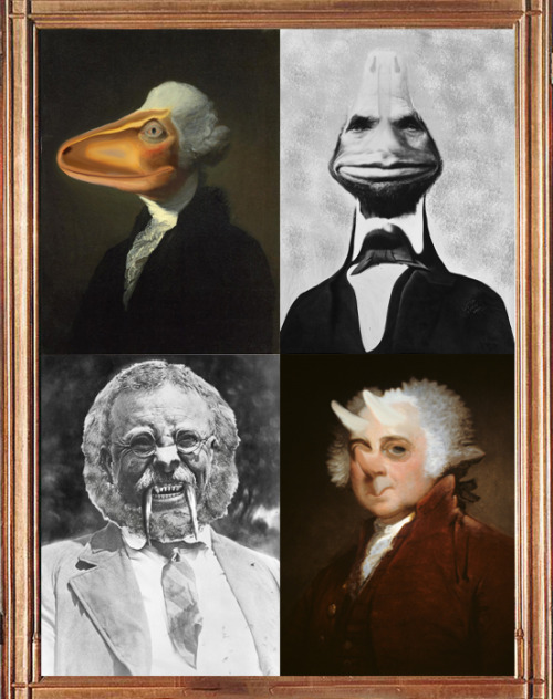krakenstein:  THE DINO PRESIDENTS!!!!!