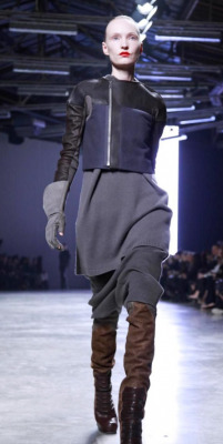 Rick Owens (ready to wear fall winter 2011)