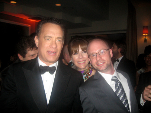 @tomhanks, Rita Wilson, Casey Smith.