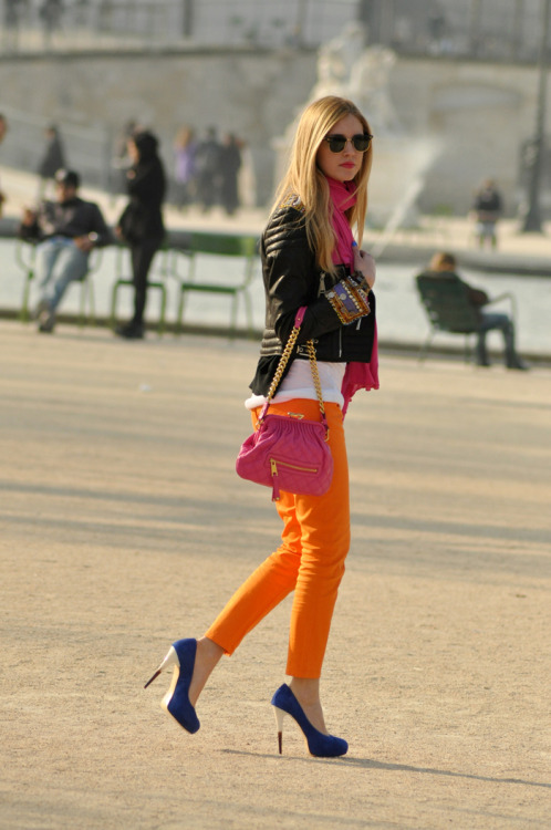 Blonde Salad: My first day of Paris fashion week 1/4 it's… just amazing!