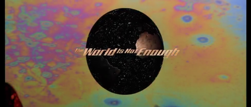 The World is Not Enough Dir: Michael Apted imdb
