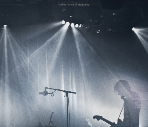 « in concert »  :: a place to bury strangers (@APTBS) :: 2009 Nov 19  :: la maroquinerie :: paris, france