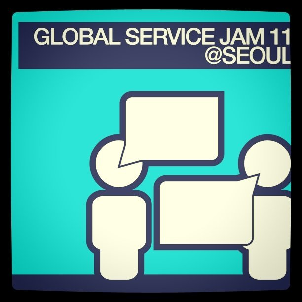 Global service jam (Taken with instagram)