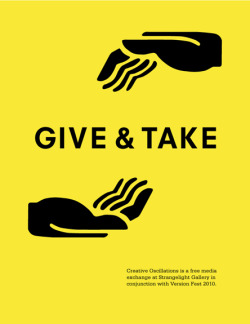 illillill:  Give & Take