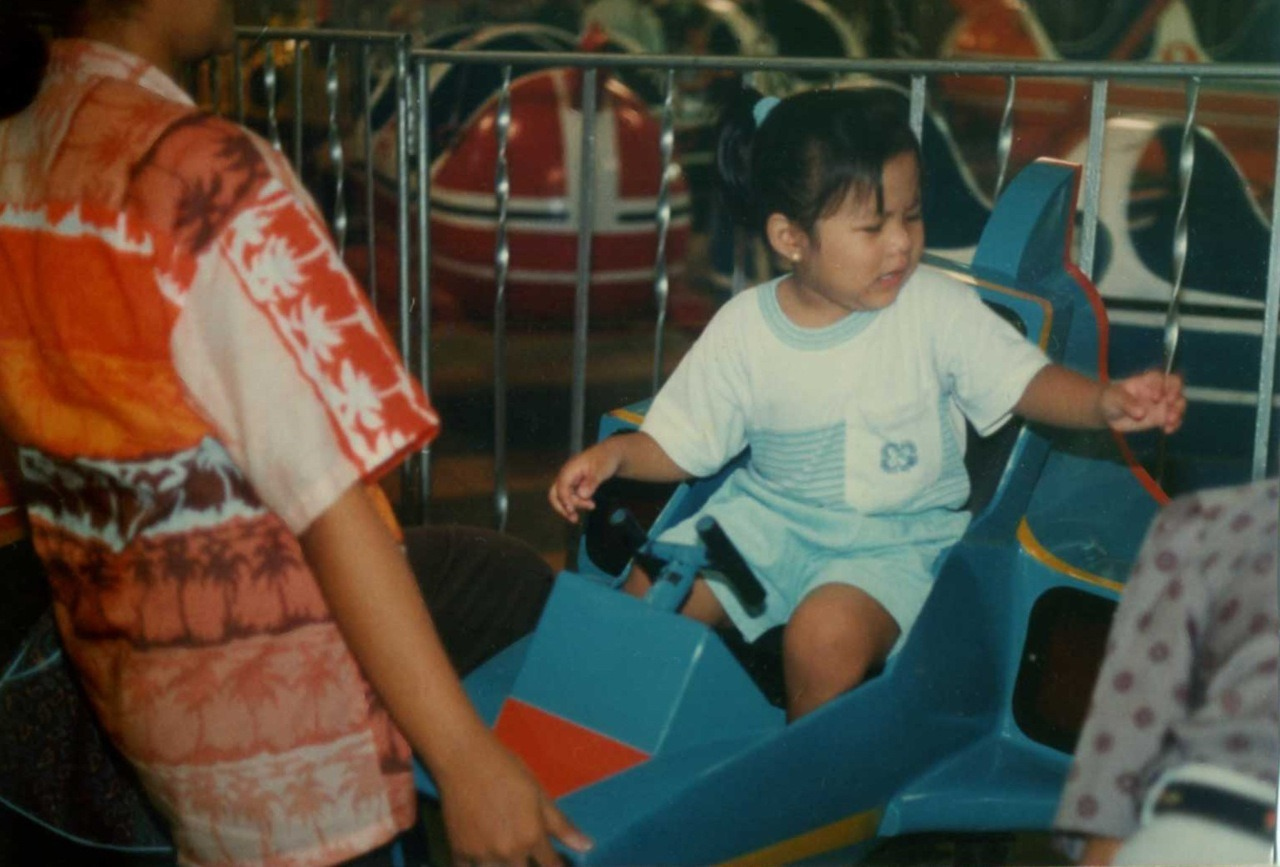 things i do not like when i was a little maggie: kiddie rides yes even carousel kindly refer to the pic above.