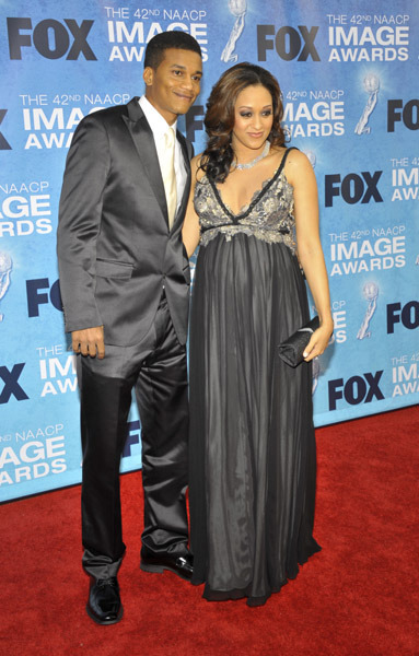 tia mowry and husband. pregnant Tia Mowry and husband