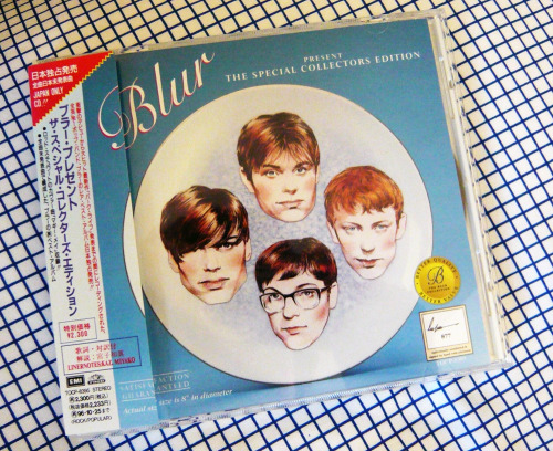 Blur - The Special Collectors Edition CD