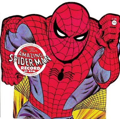 Audio : Spiderman - Fickle Fly