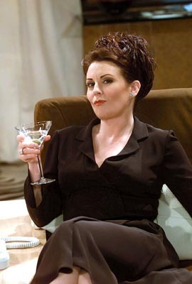 "williams-blood:  thatdamndonnareed:  #43 Karen Walker-Will & Grace ""Gosh, I don't think that I've ever been stressed out. Why would I be? I've got practically no responsibilities, my job's a breeze and I've got a KILLER rack. Good morning."" She's basically who I aspire to be (ok, maybe minus the pill popping and alcoholism), but I would love to have a rich husband that no one sees and a gay best friend like Jack. Sadly, I don't have this right now, so I have to live through Karen. It's good to have goals.  Fixed."