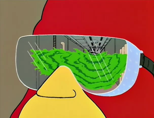 The goggles, they do nothing!