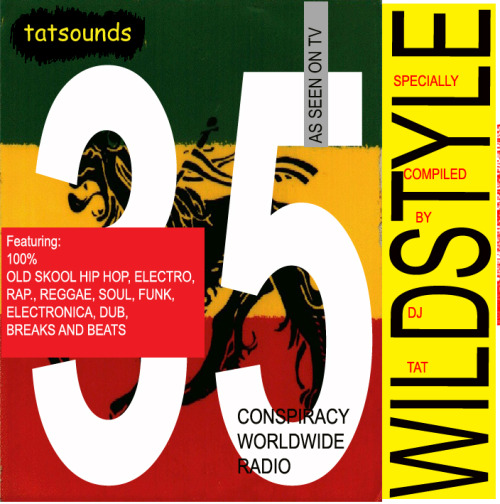 DOWNLOAD HERE Wildstyle Show Friday 4th March 2011 – Second Birthday – Reggae Special  The Arabs – The Right Way Peter Tosh – Stepping Razor Bob Marley and the Wailers – Natural Mystic The Upsetters – Orthodox Dub Linton Kwesi Johnson – Dread Beat an' Blood Dougie Wardrop/Century – 2003 Struggle Pressure Sounds – I'll be Waiting The Tassilli Players – Interstellar Overdub Junior Murvin – Police and Thieves Dave and Ansil Collins – Double Barrel The Chosen Few – Shaft Bob Marley and the Wailers – Trench Town Rock Big Youth – Screaming Target Sister Nancy – Bam Bam Toots & The Maytals – Take me Home Country Road I Roy – Dr Phibes Augustus Pablo – The Big Rip-Off Junior Byles – Fade Away New Age Steppas – Fade Away Dennis Brown – Cheater Upsetters – Return of Django Horace Andy – Money Money Dillinger – Daylight Saving Time The Upsetters – Live Injection I Roy – War and Friction The Skatalites – Guns of Navarone The Ballistic Brothers – Peckings Jimmy Cliff – Miss Jamaica Gregory Isaacs – Rock Away