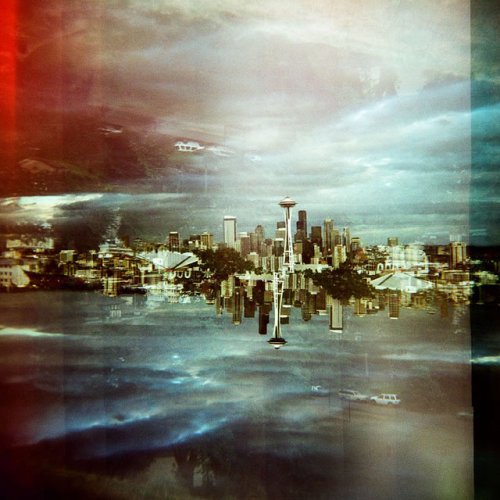 weandthecolor:  Double Exposure Photography by Katie Gregory  More stunning photography inspiration. __posted by weandthecolor//facebook//twitter