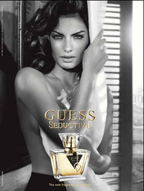 Guess, Seductive photographer: Vincent Peters Alyssa Miller