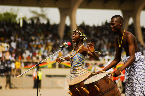 mangoislandfugitive:  Ghana Independence day 2011  I wish I was there :( Happy late independence day to my nation! I love you! AFRICA IS THE FUTURE