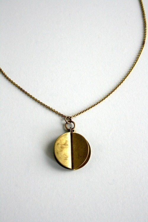 Small Sphere Necklace ($34/£21)Laura Lombardi Jewelry