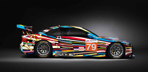 ~ BMW Art Car ~