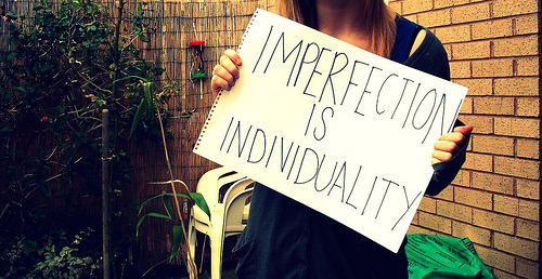 And individuality is beauty. ♥