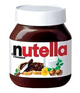 Tried Nutella for the first time today on toast, and it was love at first bite.  Oh where have you been all my life chocolaty nutty goodness?!  Oh my goodness that is some good stuff.  Thumbs up.  Will be enjoying some of that on toast tomorrow for breakfast.  Maybe I will cut up a banana and put that on top like I see other people have on google images.  ;)  Delish.  …I want more toast.