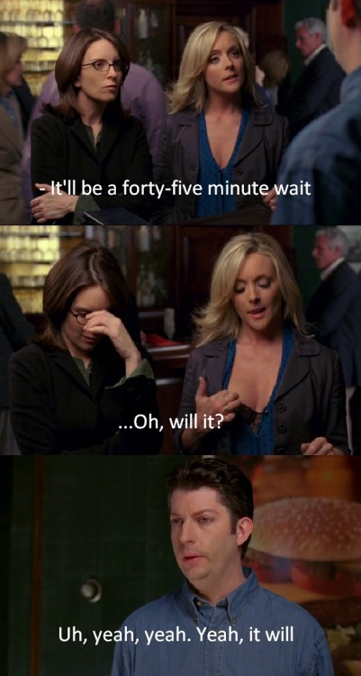 30 Rock - Oh, will it? - S1E5 Captured Captions