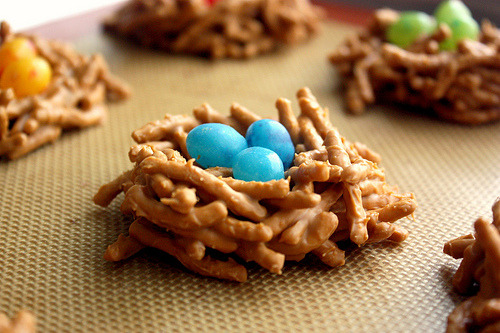 so-much-to-prove:  Bird's Nest Cookies by TipJunkie