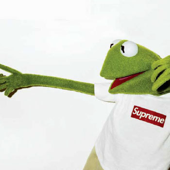 Kermit the Frog for Supreme