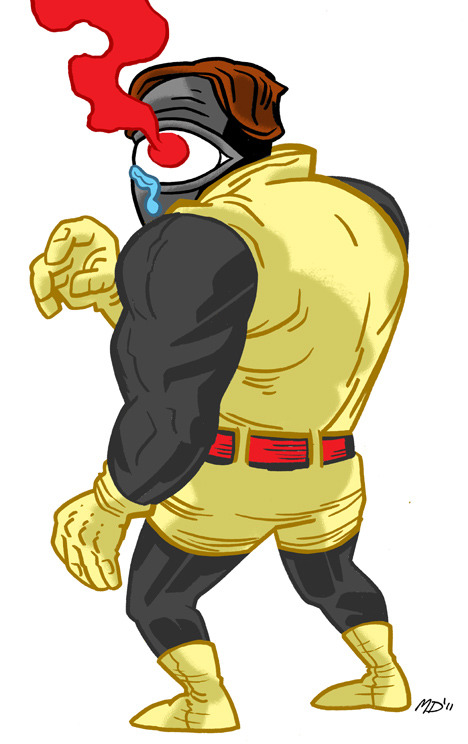 Brother Cyclops by Mathew Digges (suggested by HighMindedMW)