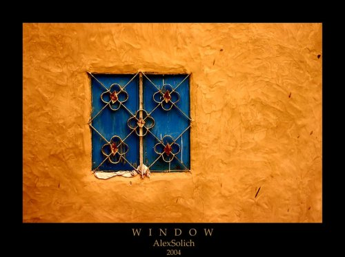 - window by Alex Solich