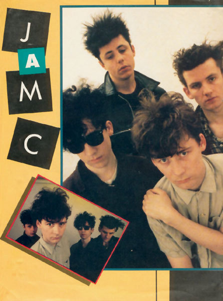 The Jesus and Mary Chain / some mag circa 1986