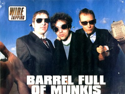 The Jesus and Mary Chain / Barrel Full of Munkis / Ben Lurie, William Reid, Jim Reid / 1998