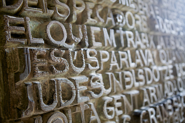 La Sagrada Familia: The Word