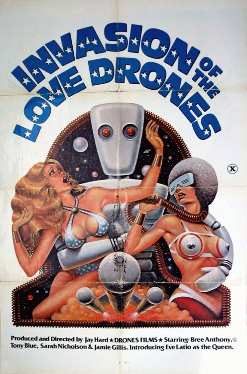 superwoobinda:  retro_futurism: invasion of the love drones