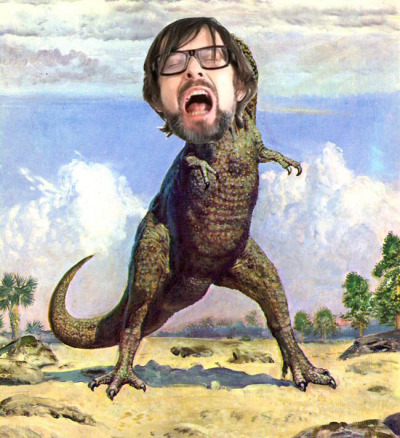 Jarvis Cocker T-Rex Submitted by colin-greenwood