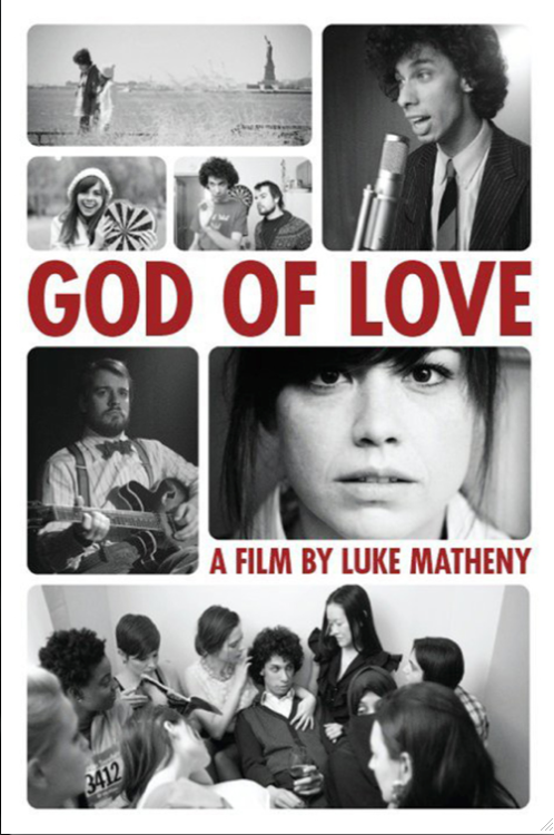 Just watched the 2011 Oscar winning short movie 'God Of Love' by Luke Matheny, who wrote, directed and starred in it. Really sweet stuff by a filmmaker who I hope has a bright future. Actually paid for it too with the last remaining pennies of an iTunes voucher, and I don't think I could have spent it any better. On something other than Angry Birds, at least. I wanna make short movies.