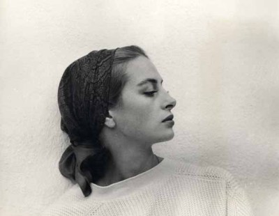Capucine, French actress. One of Audrey Hepburn's contemporaries and best friends