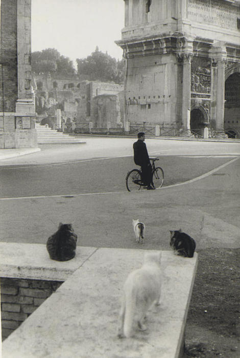 sounddoe:  rome 1959, henri cartier-bresson