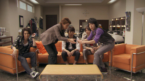 Nintendo Wii - Wii Party ''Binkan Bakudan'' by Arashi