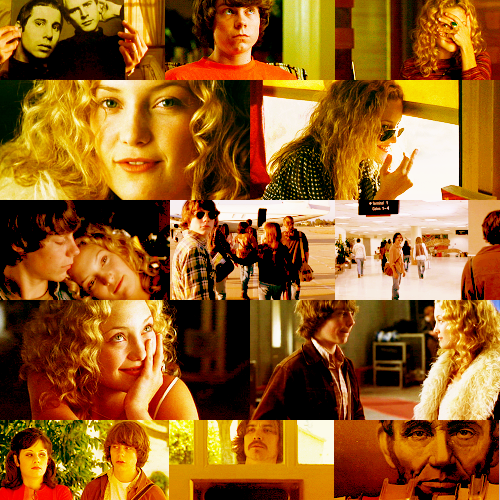 8 Favourite Movies from 2000 | Almost Famous | Director: Cameron Crowe  love this movie so much!