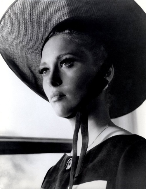 Faye Dunaway in The Thomas Crown Affair (1968, dir. Norman Jewison)