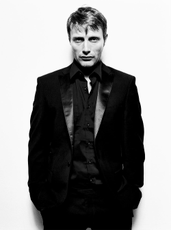 photo The New York Times mads mikkelsen i've read this before but i'm not sick of it fffffff i love him the great dane