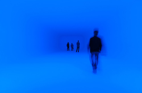 andrewharlow:  Installation by James Turrell
