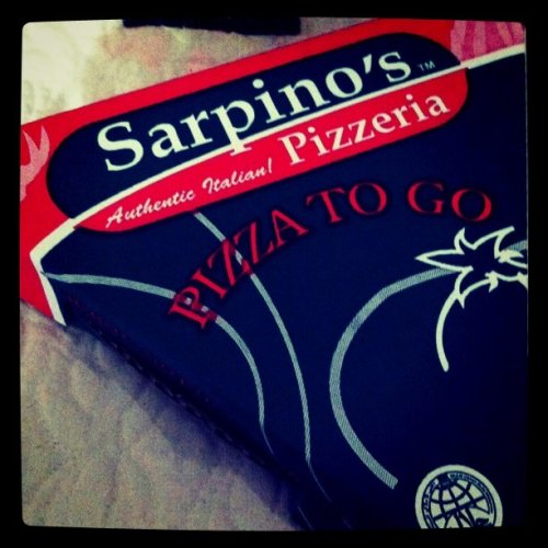 Sarpino's Pizzeria  (Taken with Instagram at Pasir Ris Drive 4)
