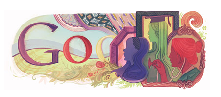 Google celebrates 100th anniversary of International Women's Day