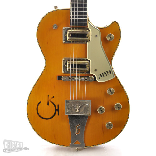 "At the other end of the ""Gretsch Country"" spectrum: the Gretsch Country Roc (1974-78). With its smaller body size, the Country roc was a call to rock guitarists, who departed from the brand in the 70s."