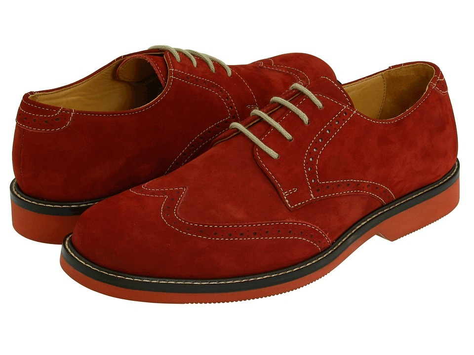 I don't own these, but I really want to Johnston & Murphy Brennan Wing Tip Anyone want to loan me $130?
