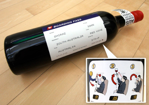 Amazing Wine Labels: 30 Creative and Unique Wine Label Designs The Coolist shares 30 creative wine labels. Some of these are really great!