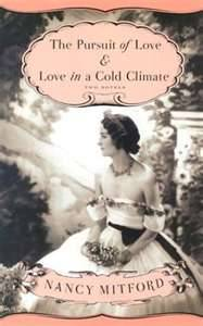 booklover206:  Nancy Mitford, Love in a Cold Climate and The Pursuit of Love