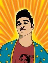 The modern patron saint of Mexico: Senor Morrissey